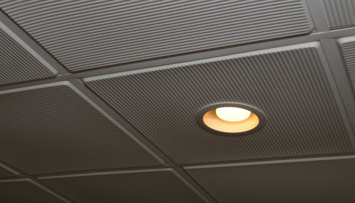 Contour Tegular Ceiling Tiles