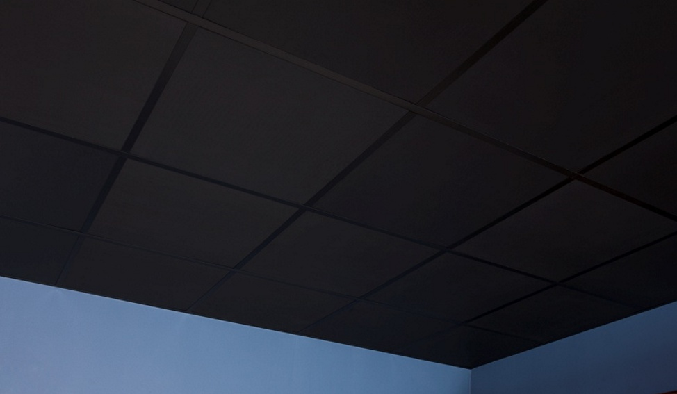 Click to view Smooth Pro Black Ceiling