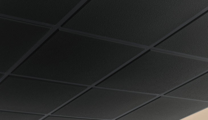 Stucco Tegular Ceiling Tiles