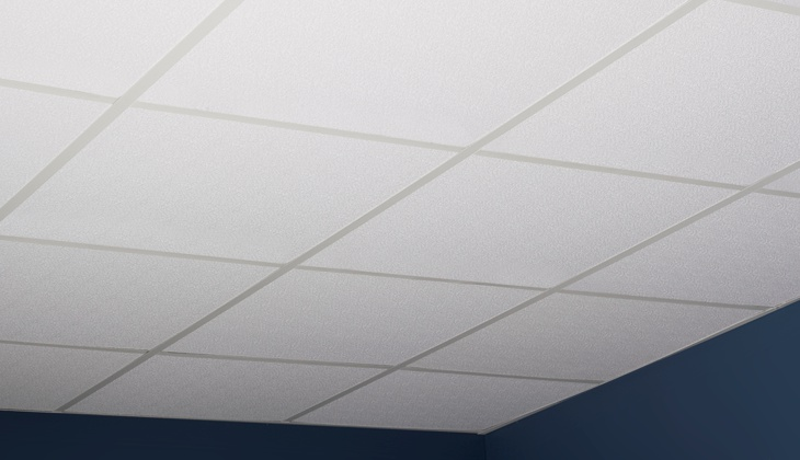 Pro Ceiling Tiles Stucco Pro White Box Of 10 Waterproof