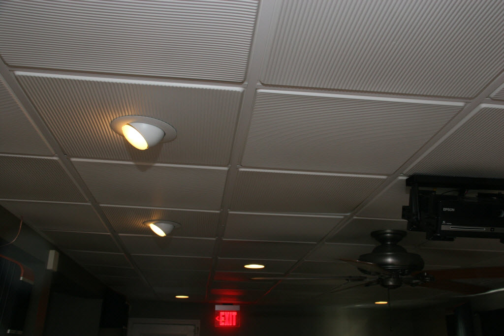 reveal edge drop ceiling tiles