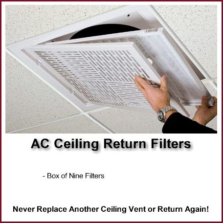 Ceiling Vents Returns Deflectors Diverters