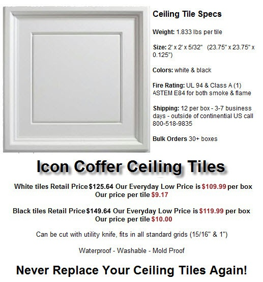 Icon Coffer White