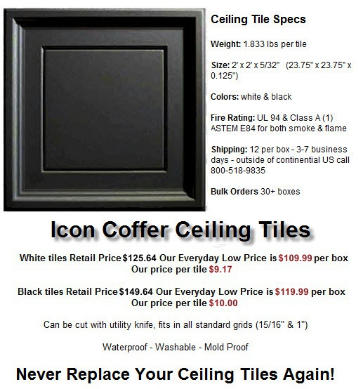 Icon Coffer Black