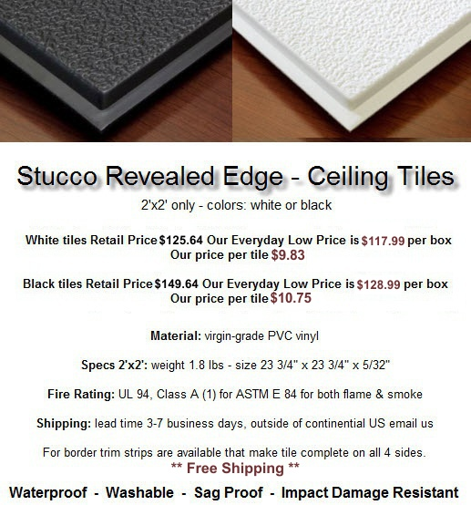 Ceiling Tiles By Us Painting All Things