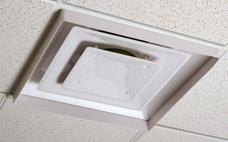 Ceiling Vent Deflectors