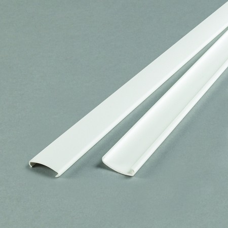"Ceiling Grid Covers: 2' Cross T (50 per box) 15/16"" (white)"