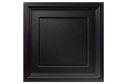 Designer Icon Coffer 2 x 2 Ceiling Tiles 753-07 - box of 12 black tiles