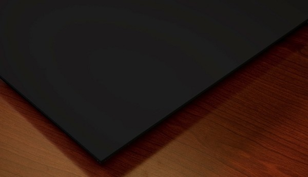 Genesis Smooth Pro 2 x 4 Ceiling Tiles 745-07 - box of 10 black tiles