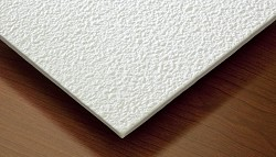 Genesis Stucco Pro 2 x 2 Ceiling Tiles 760-00 - box of 12 white tiles