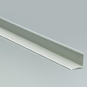 Metal Ceiling Grid: 12' Wall Molding (20 per box) white