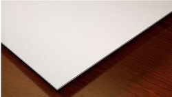 Genesis Smooth Pro 2 x 2 Ceiling Tile - white - box of 12 tiles